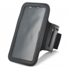 Stylish Sports Gym Nano Armband Case for LG Optimus G Pro F240K - Black