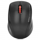 Motospeed G350 2.4G Wireless Optical 1000dpi Mouse - Black (1 x AA)