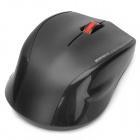 Motospeed G350 2.4G Wireless Optical 1000dpi Mouse - Black (1*AA)