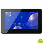 "SOXI X18 Dual Core 7 ""Android 4.1 Tablet PC w / 1GB RAM / 8GB ROM / HDMI - White + Black"