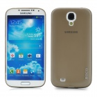 HOCO HS-T003 Ultra Thin Protective Back Case for Samsung Galaxy S4 - Translucent Grey