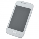 "Z.doxin MiniI9500 Android 2.3.5 GSM Bar Phone w/ 4.0"" Capacitive Screen, Wi-Fi and Quad-Band - White"