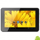 "SOXI X18 7 ""Quad Core Android 4.1.1 Tablet PC w / 1GB RAM / 8GB ROM / HDMI - Black + White"