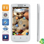 "Lenovo A820 Android 4.0 Quad-Core WCDMA Bar Phone w/ 4.5"" Capacitive Screen, Wi-Fi and GPS"