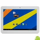 "SOXI X11 Quad Core 10.1 ""IPS Android 4.1 Tablet PC w / 2GB RAM / 16GB ROM / HDMI - Weiß + Silber"