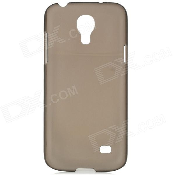 Ultrathin Protective PC Back Case for Samsung Galaxy S4 Mini i9190 - Translucent Grey