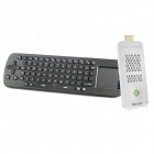 Measy U4K Quad-Core Android 4.1 Google TV Player w / 2GB RAM / 8GB ROM + RC12 2.4GHz Air Mouse Set