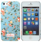 Cath Kidston Protective Plastic Case for iPhone 5 - Blue Grey