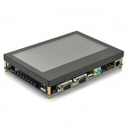 "S5PV210 Android 4.0 Cortex A8 7"" Capacitive Touch Screen Development Board - Black"