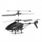 UD U807A 3.5-CH Iphone / Ipad / Ipod IR Remote Control R/C Helicopter w/ Gyro / 3-LED - Black