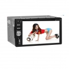 "Joyous J-2616MX 6.2"" Touch Screen Car DVD Player w/ GPS Ipod Playing FM / AM Radio Bluetooth AUX"