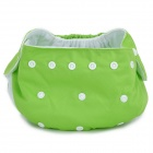 DS6005 Breathable Waterproof Baby Cloth Diaper - Green