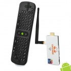 Cozyswan S400 Quad-Core Android 4.1.1 Mini PC Google TV Player / 2GB RAM / 8GB ROM / Air Mouse