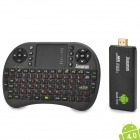 Jesurun MK809III Quad-Core Mini PC w/ 2GB RAM / 8GB ROM / German Keyboard / XBMC / Netflix / EU Plug