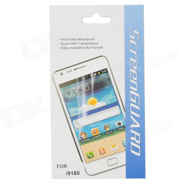 Protective Screen Protector Guard Film for Samsung i9150 / i9152 (5 PCS) protective matte frosted screen protector film guard for nokia lumia 900 transparent