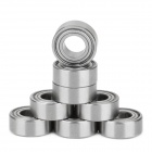 02139 Outer Bearing for 1/10 R/C Car Model - Silver  (8 PCS)