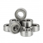 02139 Outer Bearing for 1/10 R/C Car Model - Silver (8PCS)