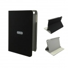 Simple Business Protective PU Leather Case for Ipad MINI - Black