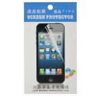 Protective Clear PET Screen Protector Film for Samsung Galaxy S4 Mini i9190 - Transparent (5 PCS)