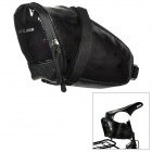 GUB 3351 Waterproof Cycling Bicycle Saddle EVA Bag - Black