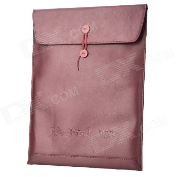 Stylish Protective PU Inner Bag for MacBook Air 13.3