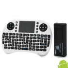 REKO MK808 + i8 Air Mouse Dual-Core Android 4.1 Mini PC Google TV Player w/ 1GB RAM / 8GB ROM
