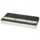 iPEGA PG-IP115 Charger Dock Station 2.0-CH Speaker for iPhone / iPad / Samsung - Silver + Black