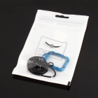 SMJ A-L35 High Precision Lens Ring with Safety Tether for Gopro Hero3 / 3+ - Black + Red + Blue