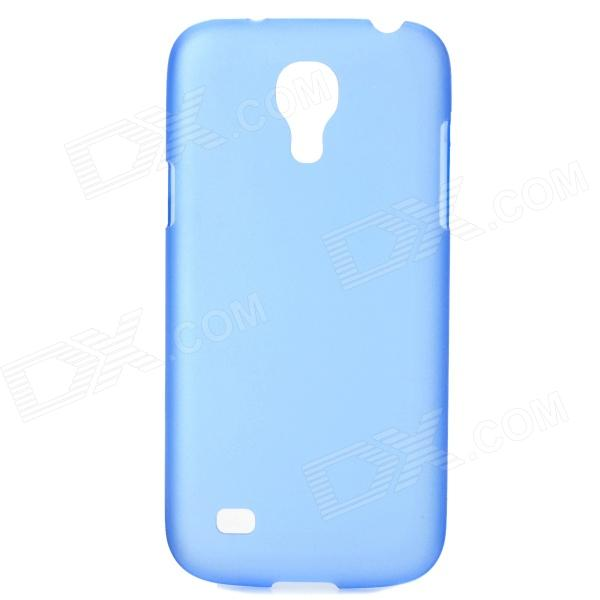 Ultrathin Protective Plastic Back Case for Samsung Galaxy S4 Mini i9190 - Dark Blue
