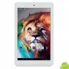 "ICOO ICOU7PL 7"" IPS Quad-Core Android 4.1 Tablet PC w/ 1GB RAM / 8GB ROM / HDMI - White + Silver"