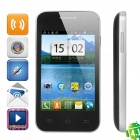 "Mini 7100 Android 4.1 GSM Smartphone w/ 3.5"" Capacitive Screen, Quad-Band and Wi-Fi - Black"