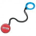 miniisw A-L25 High Precision Aluminum Alloy Lens Ring with Safety Tether for Gopro Hero2 - Blue