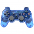 Drahtlose Bluetooth V4.0 Game-Controller für PS3 / PS3 Slim - Translucent Blue