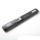 MSI - 004 Tragbarer T4ED HD Scanner w / Realtime Conversion / Automatik-Feed / Scanner Basis - Schwarz