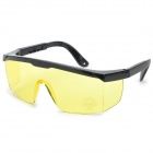 Motorcycle Outoodr Windproof Goggles - Light Yellow + Black