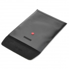 "Stylish Protective PU Inner Bag for MacBook Air 13.3"" - Black"