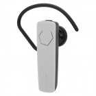 BlueSong H26S Bluetooth V3.0 Stereo Headset w/ Microphone - White + Black