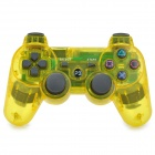 Bluetooth V4.0 Game-Controller für Sony PS3 - Transparent Gelb