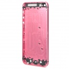 Replacement Middle Plate Back Case Cover w/ Nano SIM Card Tray / Buttons for iPhone 5 - Pink