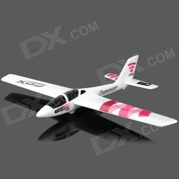 Mini EPO Hand Launch Glider Airplane Toy - White + Blue free shipping bf1ak90z bfiak90z fuel injection pump suit for changfa changchai and any chinese brand