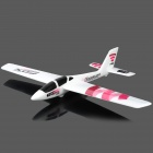 Mini EPO Hand Launch Glider Airplane Toy - White + Blue