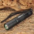 Feirsh S5 Cree XP-E Q5 260lm 5-Mode White Outdoor Flashlight - Black (1 x 18650)