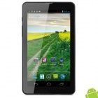 "IPPO K7PRO 7"" Dual Core Android 4.1.2 Tablet PC w/ 512MB RAM / 4GB ROM / 2 x SIM / GPS - Iron Grey"