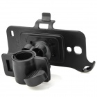 Bike 360 ​​Degree Rotation Mount Holder för Samsung Galaxy S4 Mini i9190 - Svart