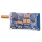 TS351 5.8G 200mW 8-Channel AV Video FPV TX Transmitter - Silver + Blue + Black