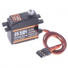 EMAX ES3104 Metal Analog Servo with Gears and Parts - Black (4.8~6.0V)