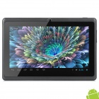 "BENEVE S750 7"" LCD Android 4.1.1 Tablet PC w/ 512MB RAM / 4GB ROM / G-Sensor - Dark Grey"