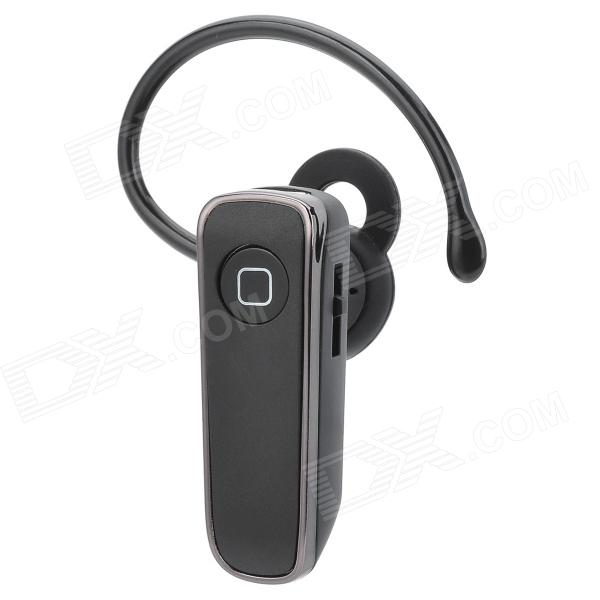 iFound F01 Hands-Free Stereo Bluetooth V3.0 Headset w/ Microphone - Black