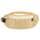 Ryder Security Money / Passport Waist Belt Bag - Khaki