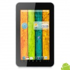 "IPPO M7 7 ""TFT Dual Core Android 4.2.2 Tablet PC w / 512MB RAM / ROM 4GB / G-Sensor - White + Black"